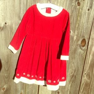 Hanna Andersson Holiday Dress🎅🏻